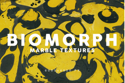 Biomorphic Marble Backgrounds 3