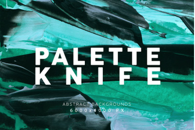 Palette Knife Paint Textures 2