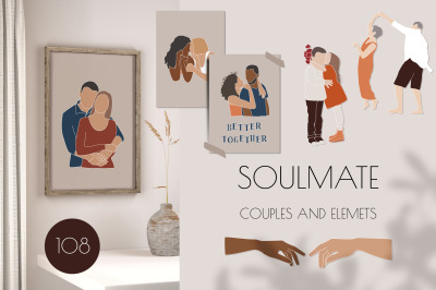 Soulmate collection, Valentines Day Graphics