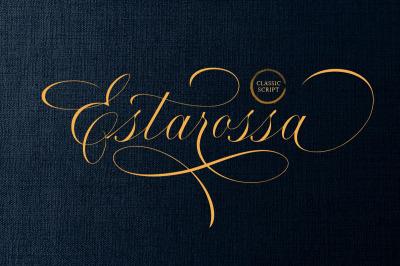 Estarossa - Classic Script