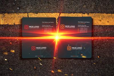 plexus business card