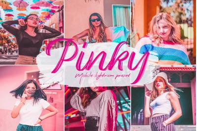 Pinky Lightroom Presets