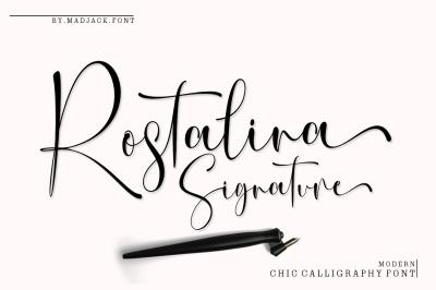 Rostalina Signature