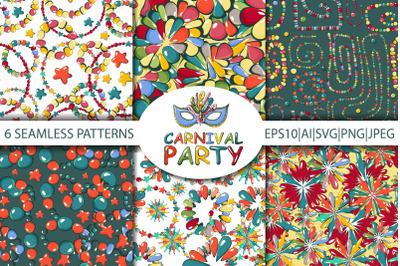 Carnival Patterns
