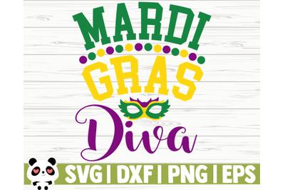 Mardi Gras Diva