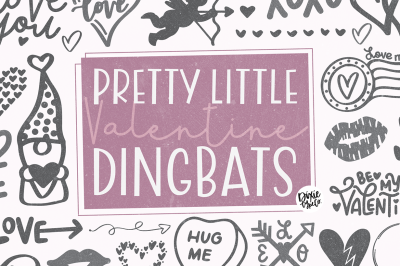 VALENTINES DAY Dingbats