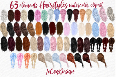 Hairstyles clipart Girls Hairstayles Custom hairstyles