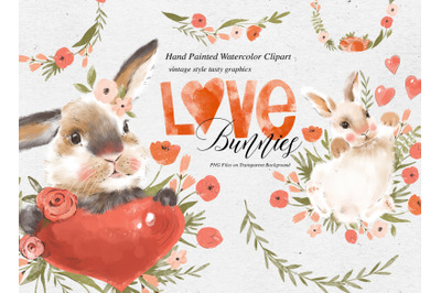 Love bunnies collection