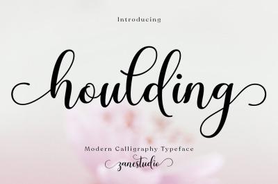 Houlding Script