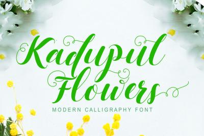 Kadupul Flowers