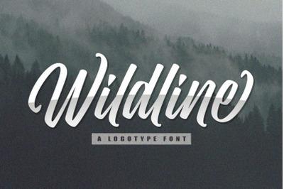 Wildline - A Logotype Font