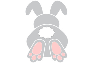 Easter bunny feet svg, Rabbit feet svg, Easter svg, Easter decorations