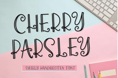 Cherry Parsley