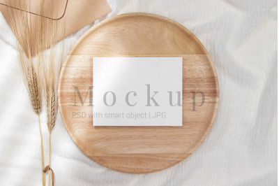 Photoshop Mockup,Greeting Card Mockup,Greeting Card