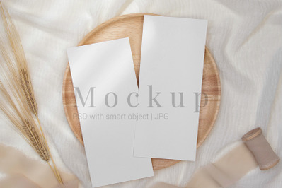 Greeting Card,PSD Mockup,Greeting Card Mockup
