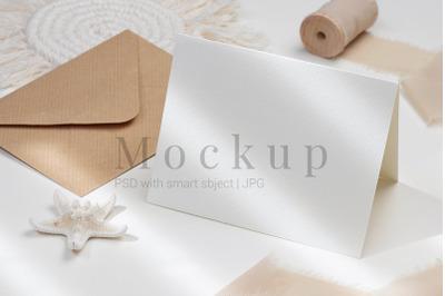 Card Mockup,Digital Mockup,PSD Mockup