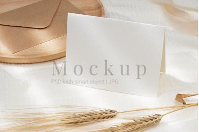 Greeting Card Mockup,Greeting Card,Wedding Mockup