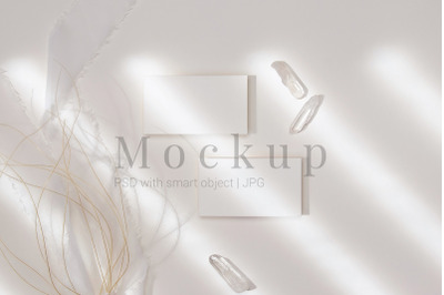 Stationery Mockup,3.5x2 Card Mockup,Wedding Mockup
