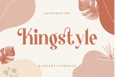 Kingstyle Elegant Serif