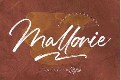 Mallorie Handbrush Stylish