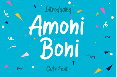 Amoni Boni