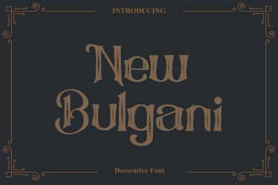 New Bulgani