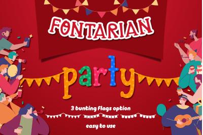 Fontarian Party