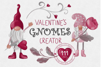 Valentines Gnome Collection Creator