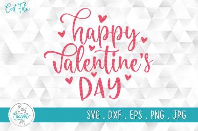 Happy Valentine's DaySvg