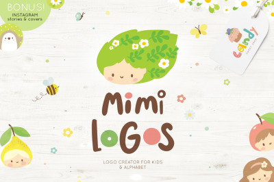 MIMI logo creator