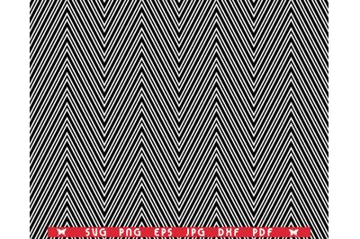 SVG Seamless Zigzag Pattern, Digital clipart