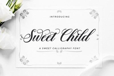 Sweet Child Script