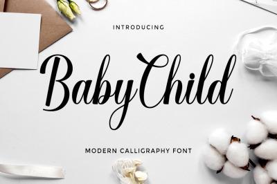 Baby Child Script