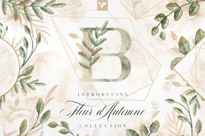 Fleur d'Automne Graphic Collection