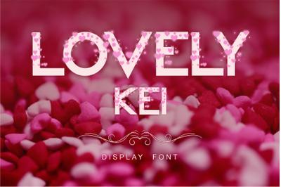 Lovely Kei