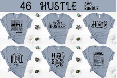 Hustle svg bundle, hustle svg cut file, hustle svgs