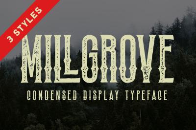 Millgrove - Condensed Display