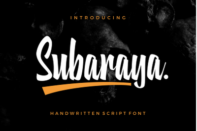 Subaraya Script