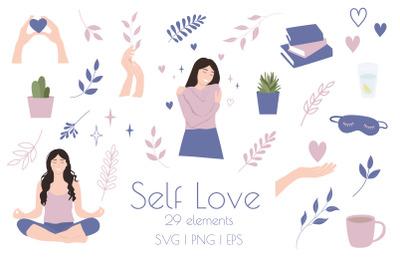 Self Love Set