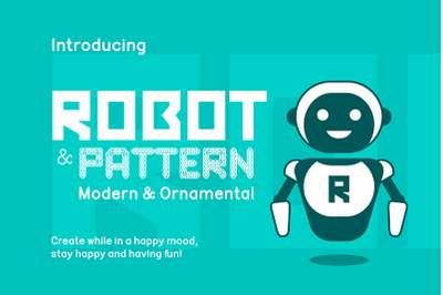 Robot Font