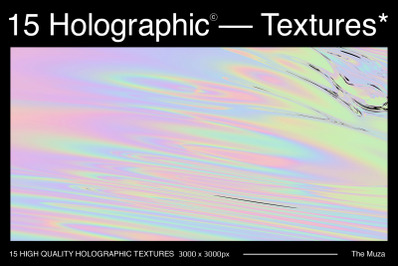 High Quality Holographic Textures