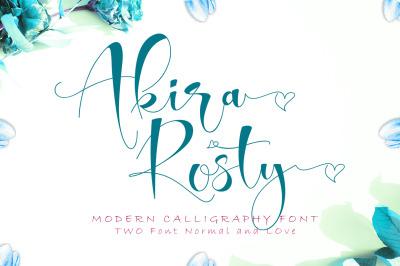 Akira Rosty