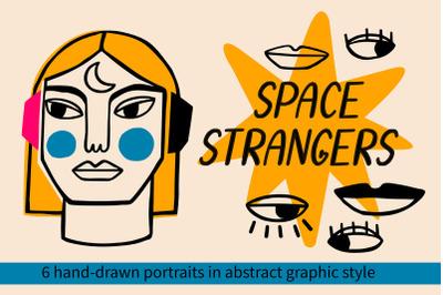 SPACE STRANGERS