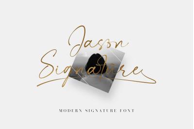 Jason Signature