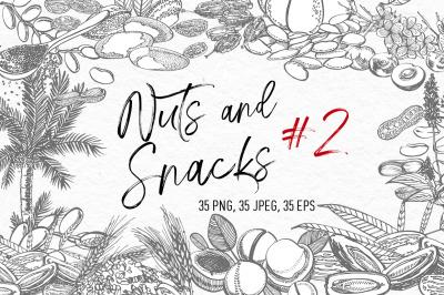 Nuts & Health snacks