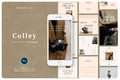 Online Marketing Instagram Colley
