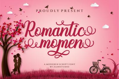 Romantic Momen