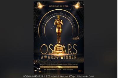 Golden Awards Flyer