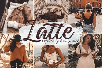 Coffee Latte Lightroom Presets