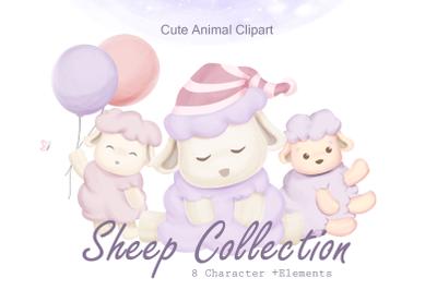 Sheep Animal Collection